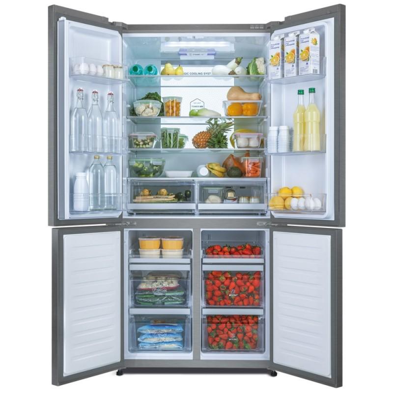 frigo americain 4 portes avec les meilleures collections d 39 images. Black Bedroom Furniture Sets. Home Design Ideas