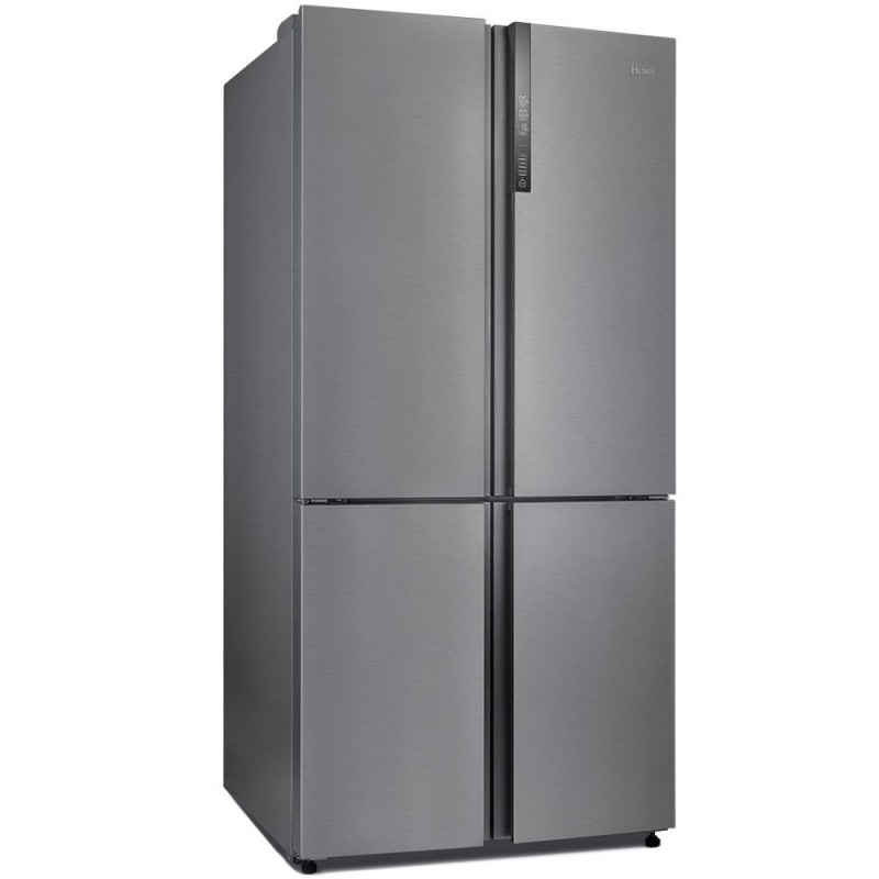 frigo us am ricain 4 portes haier 452 litres a surain electro. Black Bedroom Furniture Sets. Home Design Ideas