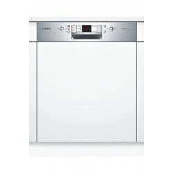 Lave-vaisselle encastrable Bosch A++/Inox/13 couverts