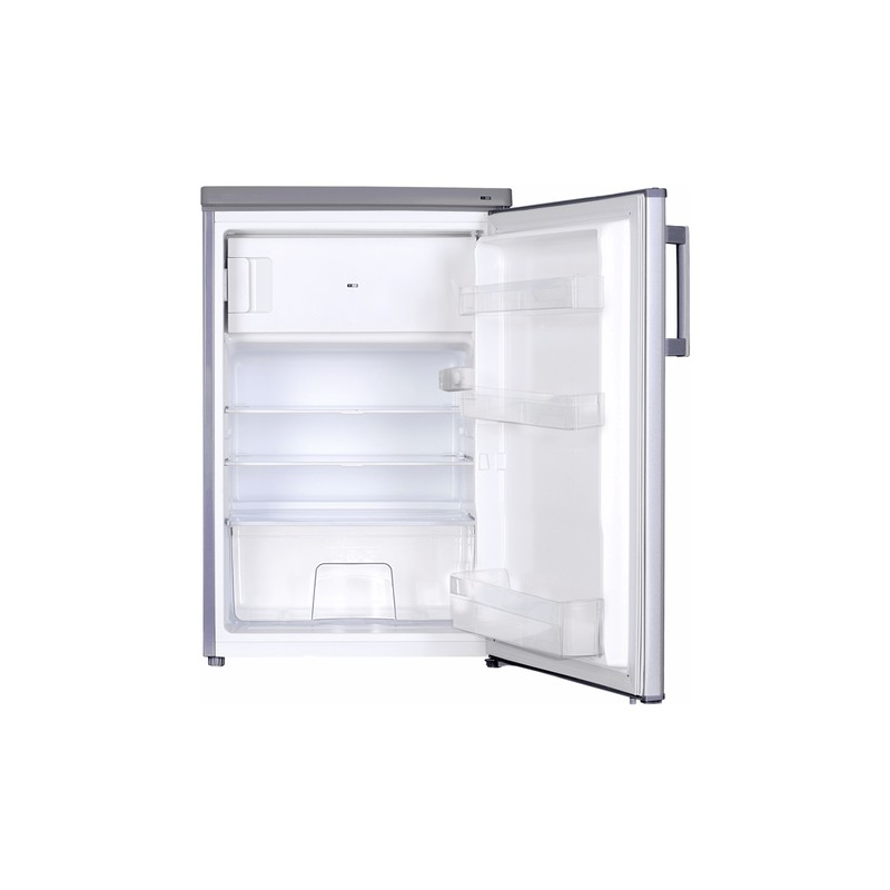 frigo de table inox haier 113litres a surain electro. Black Bedroom Furniture Sets. Home Design Ideas