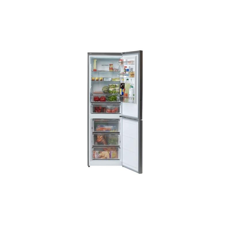 frigo combin haier 317l a no frost surain electro. Black Bedroom Furniture Sets. Home Design Ideas