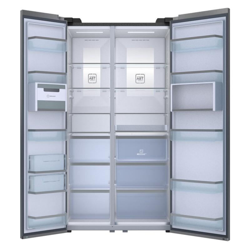 frigo americain haier latest frigo haier avis barbecue electrique with frigo americain haier. Black Bedroom Furniture Sets. Home Design Ideas
