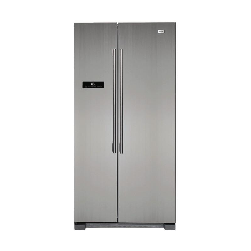 frigo americain inox anti trace