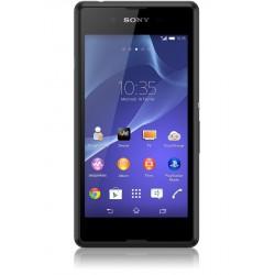 Smartphone Sony Xperia E3 noir